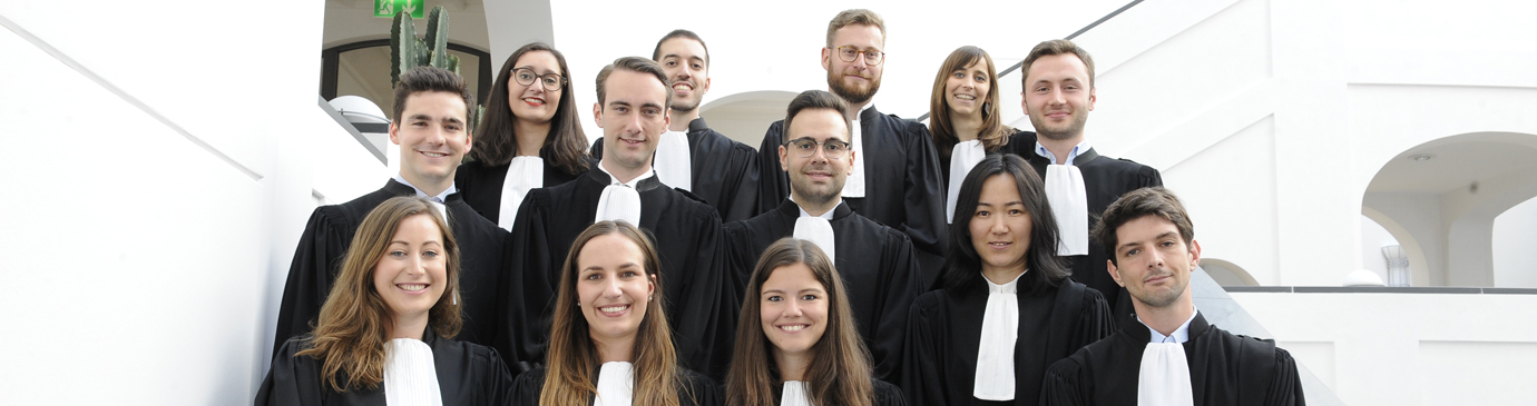 Admission to the Luxembourg bar