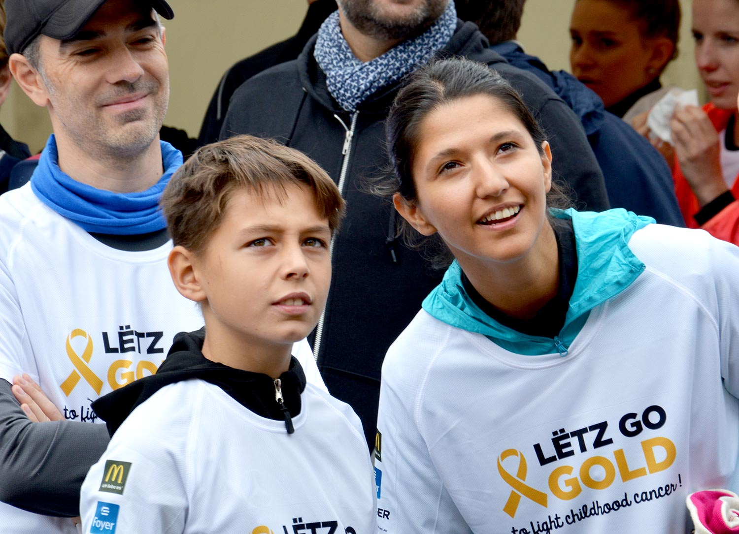 Elvinger Hoss Prussen at Lëtz Go Gold charity run