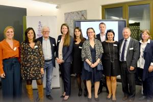 Speakers of LILLA's first flagship event
