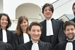 New admissions to the Luxembourg Bar